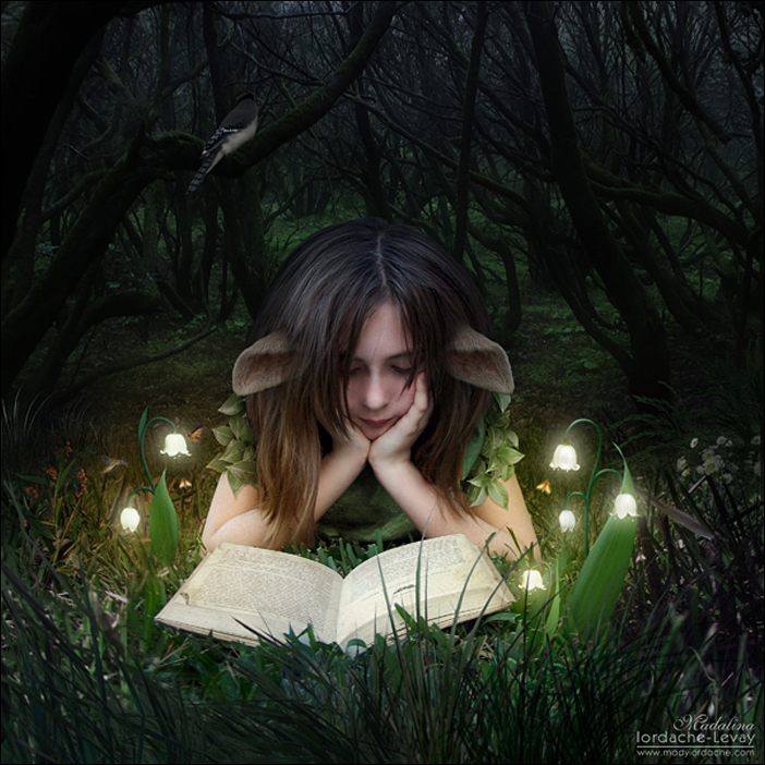 Madalina Iordache-Levay - A Fairy Tale - fotografiromani.ro