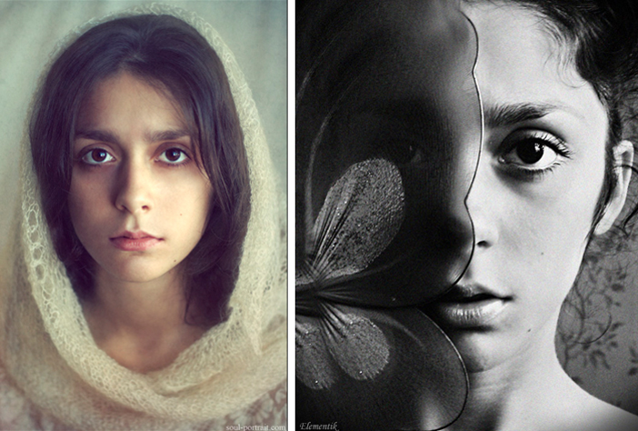 Natalia Ciobanu - Selfportrait 1 - fotografiromani.ro