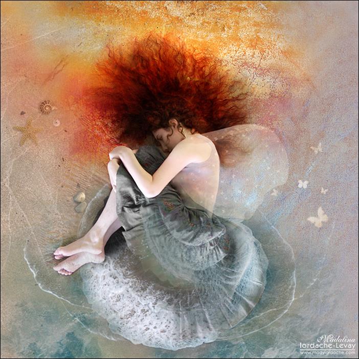 Madalina Iordache-Levay - Sunset Over The Ocean - fotografiromani.ro