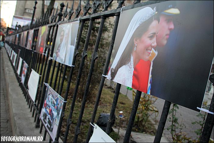 Cuvant inainte - Expozitia fotojurnalistilor 2011 - Ovidiu Micsik - Bogdan Maran - Britain Royal Wedding  - fotografiromani_ro