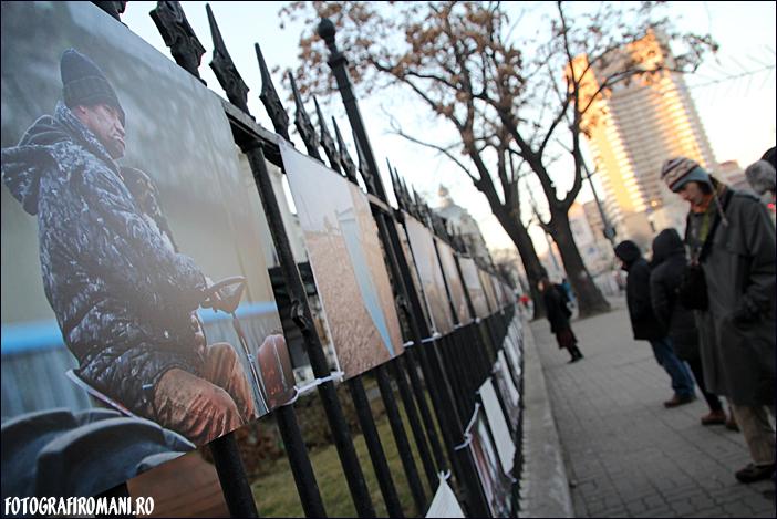 Cuvant inainte - Expozitia fotojurnalistilor 2011 - Ovidiu Micsik - Inquam Photography  - Letea, dificultăţi de trai şi 100 km înapoi spre dispensar - fotografiromani_ro